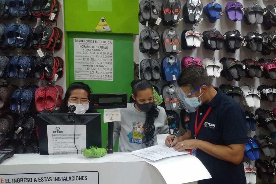 Actividad comercial registró un 81% durante semana flexible